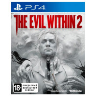 The Evil Within 2 для PlayStation 4