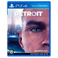 Detroit: Become Human (PS 4)