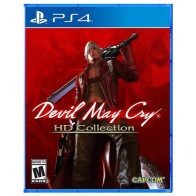 Devil May Cry HD Collection для PlayStation 4