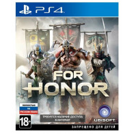 For Honor для PlayStation 4