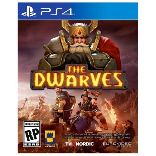25137, The Dwarves для Playstation 4, , 45.00р., 302, , Игры для приставок