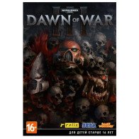 Warhammer 40,000: Dawn of War III [PC, Jewel, рус суб]