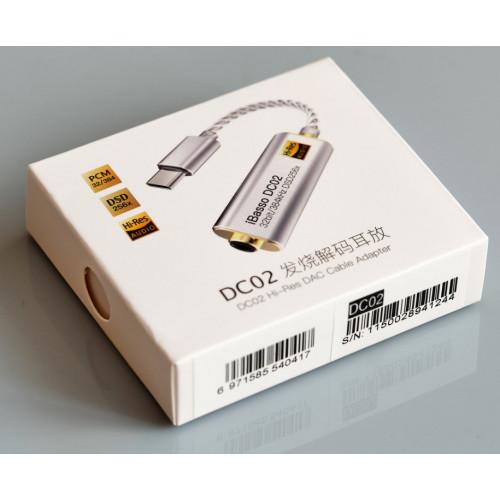 Усилитель для наушников iBasso DC02